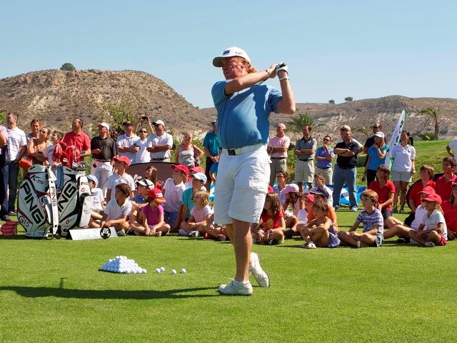 juego palo de golf: